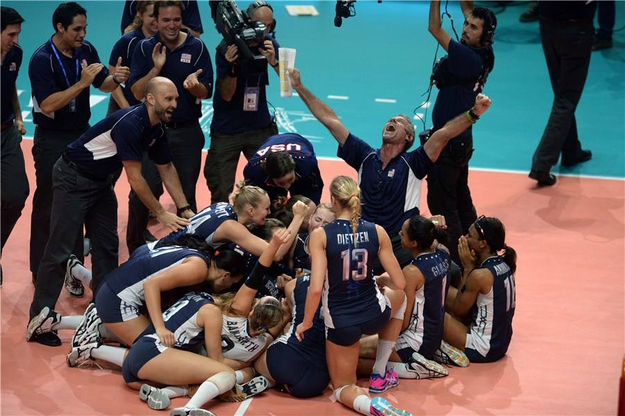 usa volley