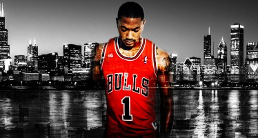 "Derrick Rose. ""If you did it once, you can do it again""."