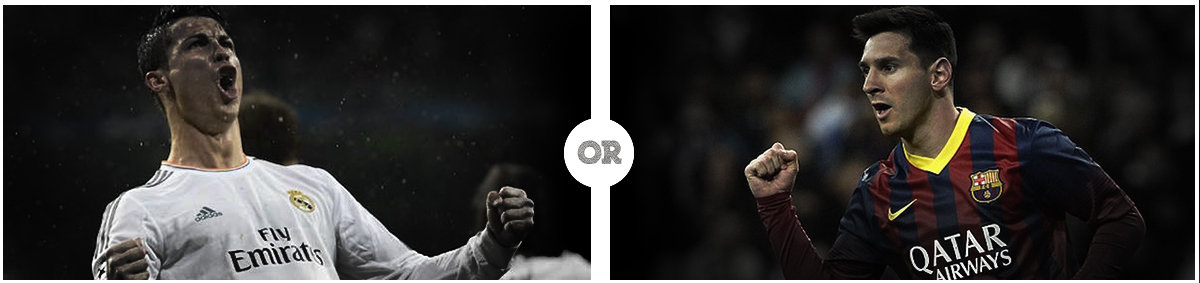 Cristiano Ronaldo o Messi