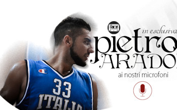 Bau. Due chiacchiere con Pietro Aradori.