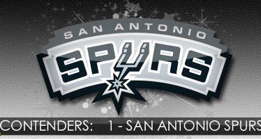 Contenders: San Antonio Spurs
