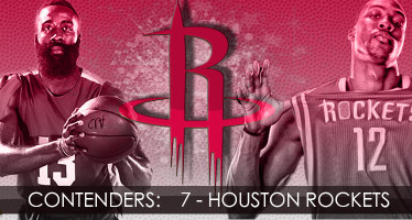 Conteders: Houston Rockets