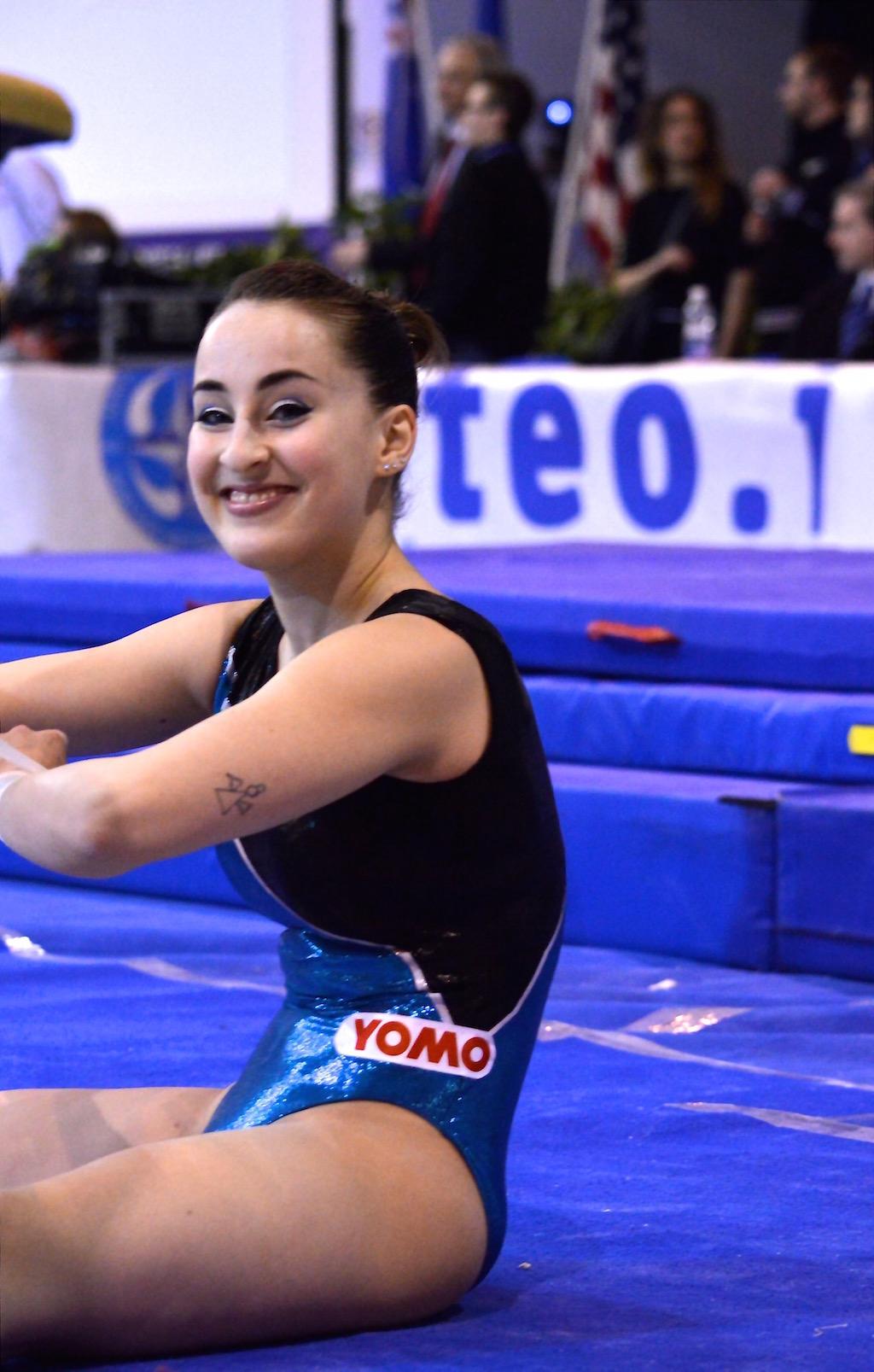 Italia Vanessa Ferrari