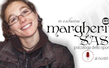 Margherita Sassi ci racconta il suo mestiere: psicologa dello sport
